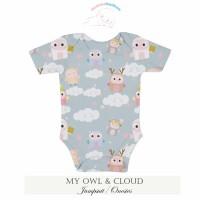 NEENAABOOBOO Jumpsuit - My Owl & Cloud
