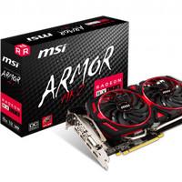 MSI Radeon RX 570 8GB DDR5 - Armor MK2 8G OC