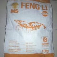 FENGLI FENG LI FL 0 pakan Udang,lobster burayak ikan Repack 250 gr