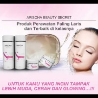Ready Stok Paket Arischa Beauty Secret Kosmetik Perawatan Wajah