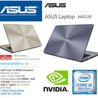 ASUS A442UR - I5-8250U / RAM 4GB / 1TB / NVIDIA 930MX 2GB/ WIN 10