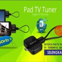 Terlaris Antena HP Smart TV Tuner USB digital Android DVB-T2