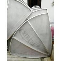 Terlaris Murah Matrix Dish Antena Parabola Jaring 6.5ft 6.5 feet