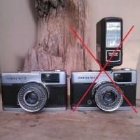Kamera Olympus Trip 35 Untest Camera Barang Antik Kuno