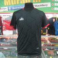 JERSEY SPECS STELLAR 19 Black Kaos Baju Olahraga Spec Hitam Original