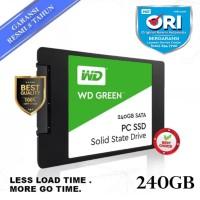 SSD WD Green 240GB SATA3 6GB/s Bonus Pen [FS]