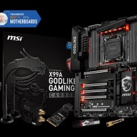 Motherboard MSI X99A Godlike Gaming Carbon