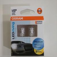 Osram LED T10 2880SW 6700k Sky White