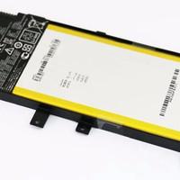 baterai Baterai Laptop Original Asus A555 A555L A555LA X555L X555LA
