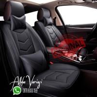 sarung jok Mobil SIENTA WULING MOBILIO BRV AVANZA 2018 High Quality