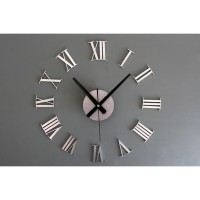 1A37 DIY Giant Wall Clock 30-60cm Diameter - ELET00662 / Jam Dinding