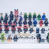 LEGO Minifigures Original Ori Ninjago (not lego star wars marvel)