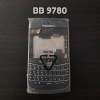 CASE CASING CHASSING BB BlackBerry Bold 9780 FULL SET ORI
