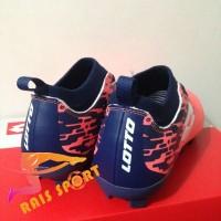 Terlaris Sepatu Bola Lotto Veloce FG Bright Peach L01010002 Original