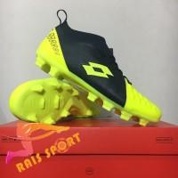 Promo Sepatu Bola Lotto Energia FG Safety Yellow L01010008 Original
