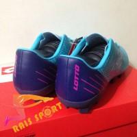 Promo Sepatu Bola Lotto Blade FG Scuba Blue L01010013 Original BNIB