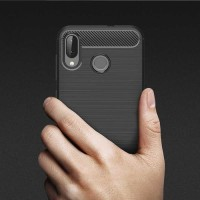 Asus Zenfone Max Pro M2 Rugged Armor Case - Back Cover Case