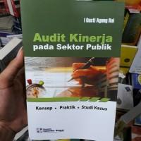 AUDIT KINERJA PADA SEKTOR PUBLIK I GUSTI AGUNG RAI