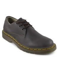Dr. Martens /Sepatu Docmart semi boots pantofel pria coklat