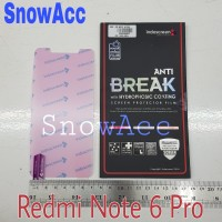 ANTI GORES INDOSCREEN ANTI BREAK XIAO MI XiaoMi Redmi Note 6 Pro