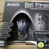 A4tech X7 Xl747h Macro Gaming Mouse - Motif Spider