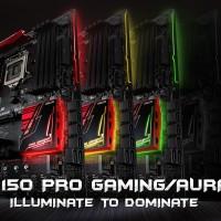 Asus B150M Pro Gaming DDR4 Socket 1151 Motherboard