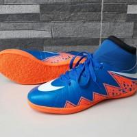new sepatu futsal nike hypervenom kids size 33-37