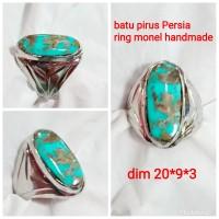 natural batu pirus Persia b39