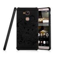 Casing 3D Relief TPU Case for Huawei Ascend Mate 7 Mate7 MT7TL00