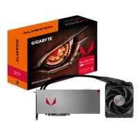 Gigabyte Radeon RX VEGA 64 8GB HBM2 Watercooling - GV-RXVEGA64X W-8GD