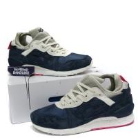 Sepatu Sneakers boots Asics Gel Lyte III 3 MT Mid india Ink Navy White