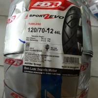 Ban FDR 120/70-12 SportZevo Tubeless Vespa Scoopy Fi Baru