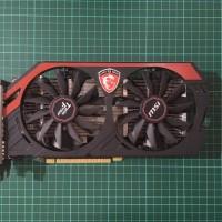 Geforce GTX 750 Ti MSI Twin Frozr gaming DDR5