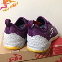 Terlaris Sepatu Futsal Specs Metasala Knight Plum Purple 400734