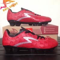 Terlaris Sepatu Bola Specs Quark FG Chestnut Red 100757 Original BNIB