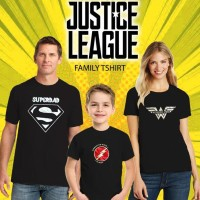 Jual Baju Paket 3 Kaos Justice League Preorder Murah Ori Promo