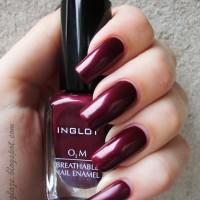 Inglot 637 - Kutek O2M Halal Nail Polish