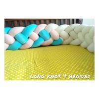 bumper box bayi kepang 4 long knot braided