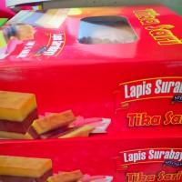 kue lapis legit surabaya size 30x30 kue basah snack box