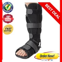 Ankle Brace Support bukan LP / Sepatu Orthopedi Walker cidera ankle