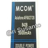 Baterai M-Com B42B for Asiafone AF60 /AF27 /AF28 Double Power 5000mAh