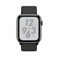 APPLE Watch Nike+series4 MU7J2ID/A GPS,44mmSpaceGreyBlackNikesport
