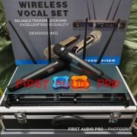 MIC WIRELESS SENNHEISER SKM 9000 MK II 4 ANTENA FREE HARDCASE