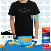 T-Shirt ATTICUS #3 / Kaos ATTICUS #3