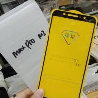 TEMPERED GLASS Asus Zenfone Max Pro M1 6D full lem
