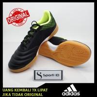 Sepatu Futsal Adidas Copa 19.3 IN Sala Black Yellow BB8093 Original