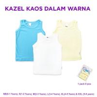 Kazel Kaos Dalam Warna 0-5Thn