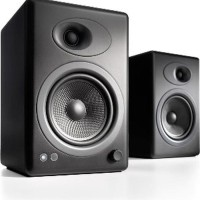 Audioengine A5-Plus Premium Active Speakers Black Limited