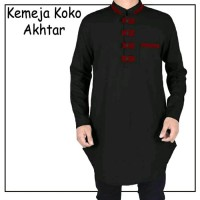 Stellashoppie, Koko Akhtar XXL, baju muslim pria terlaris