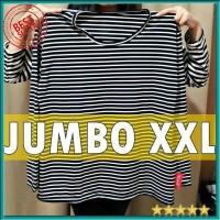 JUMBO stevy top baju atasan wanita terbaru atasan wanita muslim XXL
